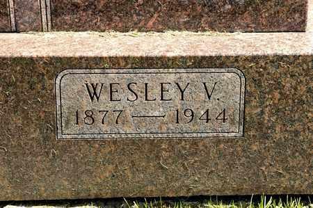 HOLTZ, WESLEY V - Richland County, Ohio | WESLEY V HOLTZ - Ohio Gravestone Photos