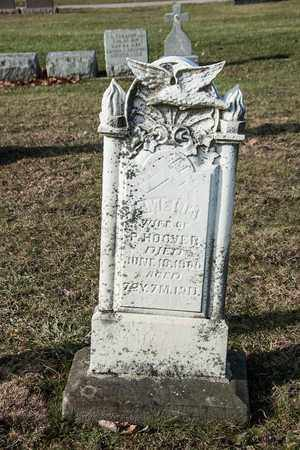HOOVER, AMELIA - Richland County, Ohio | AMELIA HOOVER - Ohio Gravestone Photos