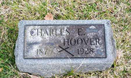 HOOVER, CHARLES E - Richland County, Ohio | CHARLES E HOOVER - Ohio Gravestone Photos