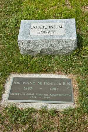 HOOVER, JOSEPHINE M - Richland County, Ohio | JOSEPHINE M HOOVER - Ohio Gravestone Photos