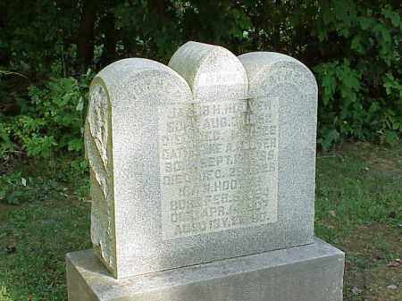 HOOVER, IRA N. - Richland County, Ohio | IRA N. HOOVER - Ohio Gravestone Photos