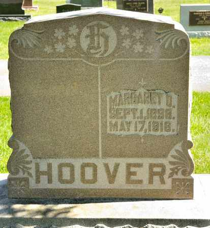 HOOVER, MARGARET O - Richland County, Ohio | MARGARET O HOOVER - Ohio Gravestone Photos