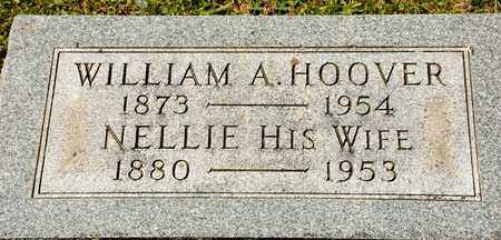 HOOVER, WILLIAM A - Richland County, Ohio | WILLIAM A HOOVER - Ohio Gravestone Photos