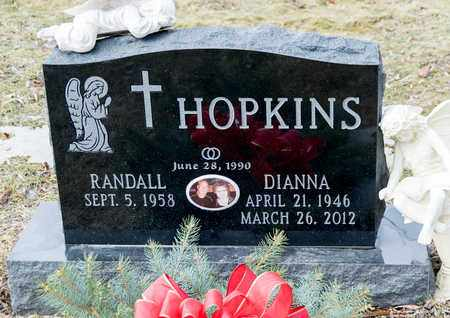 HOPKINS, DIANNA - Richland County, Ohio | DIANNA HOPKINS - Ohio Gravestone Photos