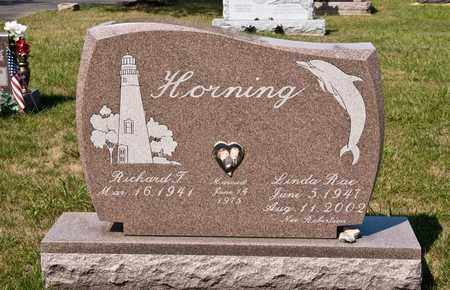 ROBERTSON HORNING, LINDA RAE - Richland County, Ohio | LINDA RAE ROBERTSON HORNING - Ohio Gravestone Photos