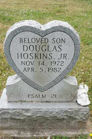 HOSKINS JR, DOUGLAS - Richland County, Ohio | DOUGLAS HOSKINS JR - Ohio Gravestone Photos