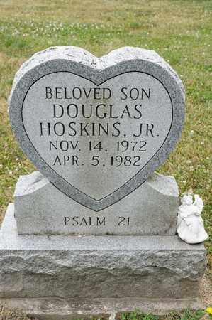 HOSKINS JR, DOUGLAS - Richland County, Ohio   DOUGLAS HOSKINS JR - Ohio Gravestone Photos