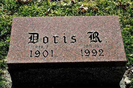 HOUPT, DORIS R - Richland County, Ohio | DORIS R HOUPT - Ohio Gravestone Photos