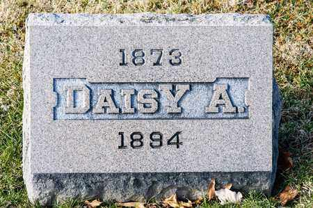 HOUPT, DAISY A - Richland County, Ohio | DAISY A HOUPT - Ohio Gravestone Photos