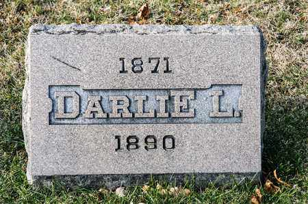HOUPT, DARLIE L - Richland County, Ohio | DARLIE L HOUPT - Ohio Gravestone Photos