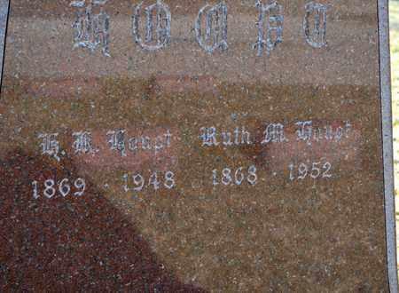 HOUPT, RUTH M - Richland County, Ohio | RUTH M HOUPT - Ohio Gravestone Photos