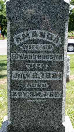 HOUSTON, AMANDA - Richland County, Ohio | AMANDA HOUSTON - Ohio Gravestone Photos