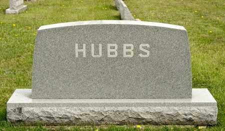 HUBBS, EDWIN W - Richland County, Ohio | EDWIN W HUBBS - Ohio Gravestone Photos