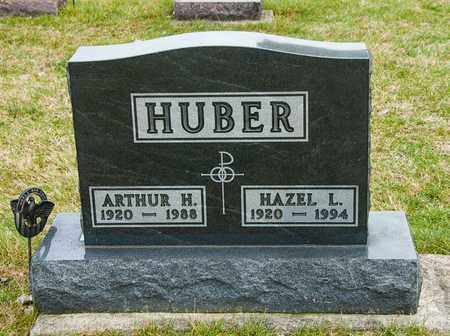 HUBER, HAZEL L - Richland County, Ohio | HAZEL L HUBER - Ohio Gravestone Photos