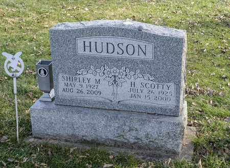 HUDSON, H SCOTTY - Richland County, Ohio | H SCOTTY HUDSON - Ohio Gravestone Photos