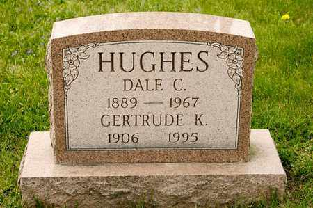 HUGHES, DALE C - Richland County, Ohio | DALE C HUGHES - Ohio Gravestone Photos