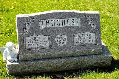 HUGHES, JAMES L - Richland County, Ohio | JAMES L HUGHES - Ohio Gravestone Photos