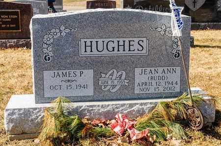 RUDD HUGHES, JEAN ANN - Richland County, Ohio | JEAN ANN RUDD HUGHES - Ohio Gravestone Photos