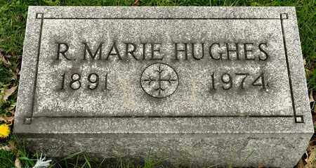 HUGHES, R MARIE - Richland County, Ohio | R MARIE HUGHES - Ohio Gravestone Photos