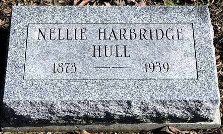 HARBRIDGE HULL, NELLIE - Richland County, Ohio | NELLIE HARBRIDGE HULL - Ohio Gravestone Photos