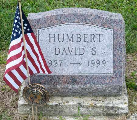 HUMBERT, DAVID S - Richland County, Ohio | DAVID S HUMBERT - Ohio Gravestone Photos