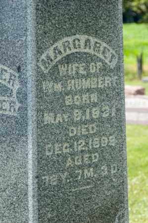 HUMBERT, MARGARET - Richland County, Ohio | MARGARET HUMBERT - Ohio Gravestone Photos