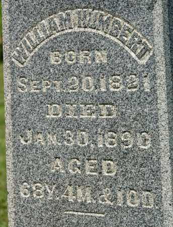 HUMBERT, WILLIAM - Richland County, Ohio | WILLIAM HUMBERT - Ohio Gravestone Photos