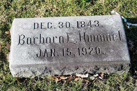 HUMMEL, BARBARA E - Richland County, Ohio | BARBARA E HUMMEL - Ohio Gravestone Photos