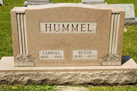 HUMMEL, CARROLL - Richland County, Ohio | CARROLL HUMMEL - Ohio Gravestone Photos