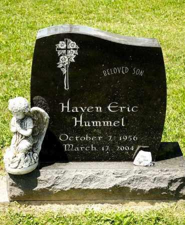 HUMMEL, HAVEN ERIC - Richland County, Ohio | HAVEN ERIC HUMMEL - Ohio Gravestone Photos