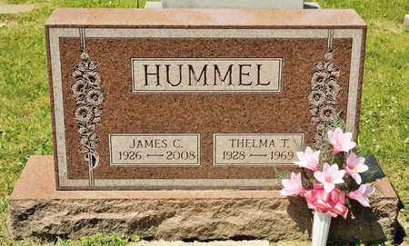 HUMMEL, JAMES C - Richland County, Ohio | JAMES C HUMMEL - Ohio Gravestone Photos