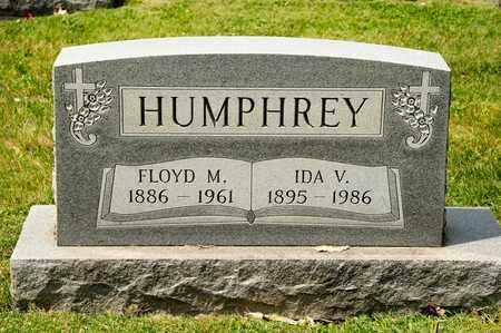 HUMPHREY, FLOYD M - Richland County, Ohio | FLOYD M HUMPHREY - Ohio Gravestone Photos