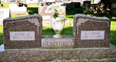HUMPHREY JR, FLOYD - Richland County, Ohio | FLOYD HUMPHREY JR - Ohio Gravestone Photos