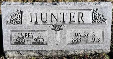 HUNTER, CUTTY T - Richland County, Ohio | CUTTY T HUNTER - Ohio Gravestone Photos