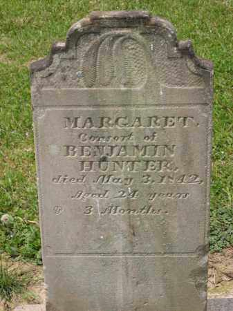 HUNTER, MARGARET - Richland County, Ohio | MARGARET HUNTER - Ohio Gravestone Photos