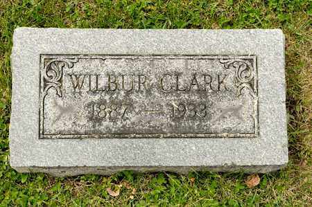 HUNTER, WILBUR CLARK - Richland County, Ohio | WILBUR CLARK HUNTER - Ohio Gravestone Photos