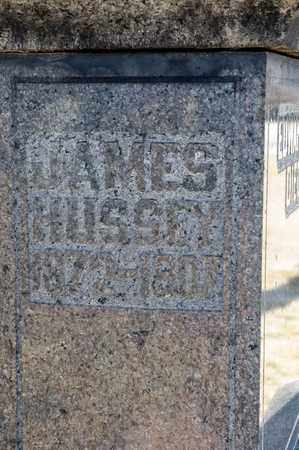 HUSSEY, JAMES - Richland County, Ohio | JAMES HUSSEY - Ohio Gravestone Photos