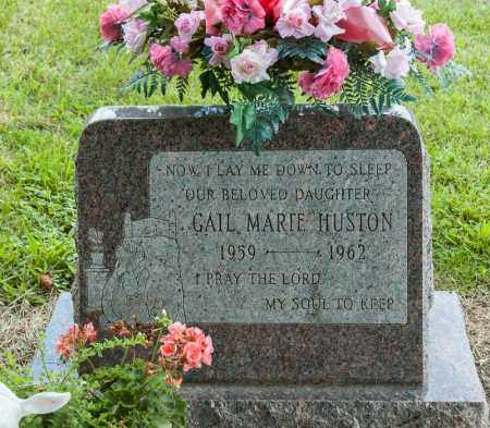 HUSTON, GAIL MARIE - Richland County, Ohio | GAIL MARIE HUSTON - Ohio Gravestone Photos