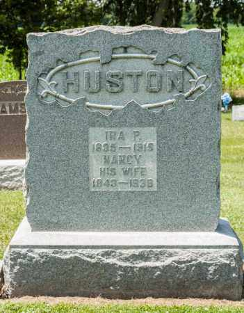 HUSTON, IRA P - Richland County, Ohio | IRA P HUSTON - Ohio Gravestone Photos