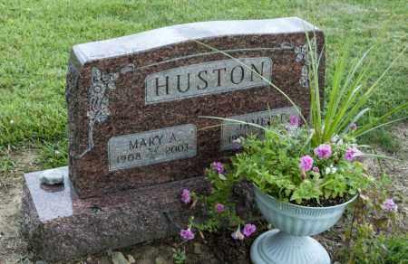 HUSTON, MARY A - Richland County, Ohio | MARY A HUSTON - Ohio Gravestone Photos