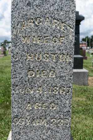 HUSTON, MARGARET - Richland County, Ohio | MARGARET HUSTON - Ohio Gravestone Photos