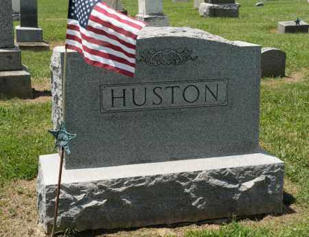 HUSTON, MARY E - Richland County, Ohio | MARY E HUSTON - Ohio Gravestone Photos