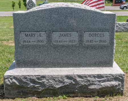 HUSTON, DORCUS - Richland County, Ohio | DORCUS HUSTON - Ohio Gravestone Photos