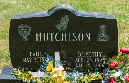 HUTCHISON, DOROTHY - Richland County, Ohio | DOROTHY HUTCHISON - Ohio Gravestone Photos