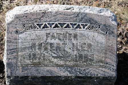 ILER, ROBERT - Richland County, Ohio | ROBERT ILER - Ohio Gravestone Photos