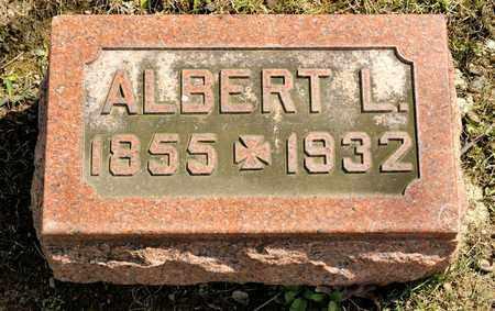 IMHOFF, ALBERT L - Richland County, Ohio | ALBERT L IMHOFF - Ohio Gravestone Photos