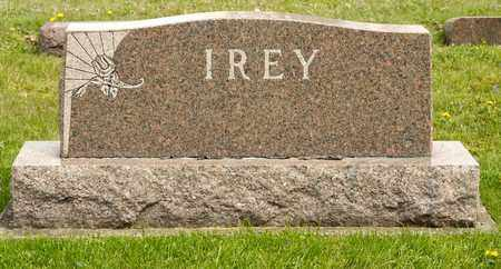 IREY, KENNETH D - Richland County, Ohio | KENNETH D IREY - Ohio Gravestone Photos