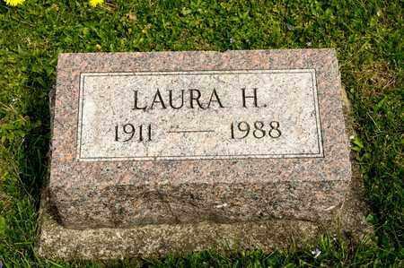 IREY, LAURA H - Richland County, Ohio | LAURA H IREY - Ohio Gravestone Photos