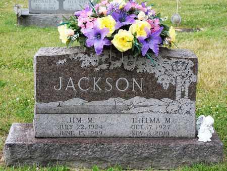 JACKSON, THELMA M - Richland County, Ohio | THELMA M JACKSON - Ohio Gravestone Photos