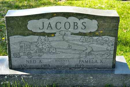 JACOBS, NED A - Richland County, Ohio | NED A JACOBS - Ohio Gravestone Photos
